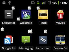 PacDroid Live Wallpaper 1.26.2 Screenshot