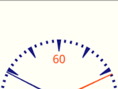 Pace Clock 1.2 Screenshot