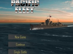 Pacific Fleet 2.10 Screenshot