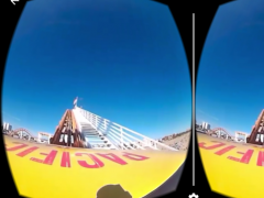 Pacific Roller Coaster - VR 1.0 Screenshot