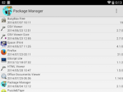 PackageManager 3.0.2 Screenshot
