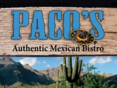 Paco's Mexican Bistro 0.4 Screenshot