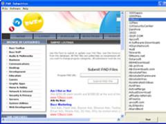 PAD Submitter 2.2 Screenshot