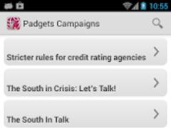 Padgets 1.1 Screenshot