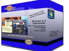 CellSoftNet Page Builder 2.2 Screenshot