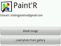Paint R - Image Editor 1.0 Screenshot