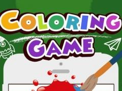 Paint For Kids Game Ultraman Version 1.0 Screenshot