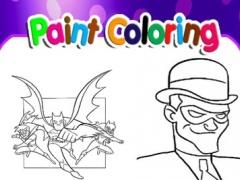 Paint Kids Hero edition 1.0 Screenshot