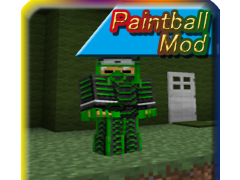 Paintball Mod MCPE Guide 1.0 Screenshot