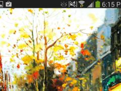 Painting Live Wallpaper 3D 1.1 Screenshot