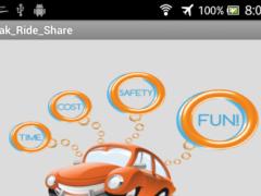 Pak Ride Share 1.0 Screenshot