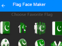 Pakify - Flag Face Maker 2.4 Screenshot