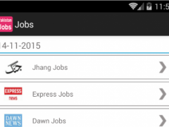 Pakistan Jobs 1.0 Screenshot