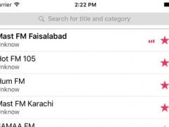 Pakistan Radio - Stream Live Radio 1.7 Screenshot