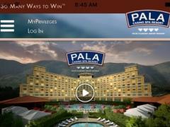 Pala Casino Spa & Resort 2.4.54 Screenshot