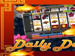 Palace of the Chinese Koi Casino - By Ruby City Games! Spin and Win a Fortune! Huge jackpots and bonuses! 1.0 Screenshot