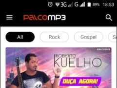 Review Screenshot - Music App – Your Ticket to the Best Brazilian Music on the Planet