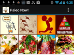Paleo Diets 9.0 Screenshot