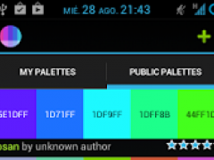 Palette Buddy 1.0.8 Screenshot