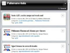Pallamano Italia 0.4.1299319953 Screenshot