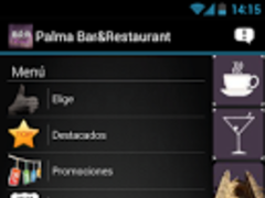 Palma Bar&Restaurant 2.0.2 Screenshot