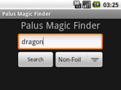 Palus Magic Finder 1.1 Screenshot