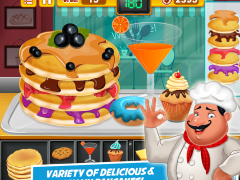 Pan Cake Chef - Kids Game 1.0 Screenshot