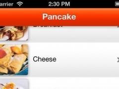 Pancake Recipes 2.1 Screenshot