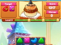 Panda Candy Jam 3 Match - Sugar Snoopy Pandas 1.0 Screenshot