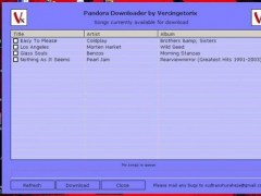 Pandora Smuggler 1.0 Screenshot