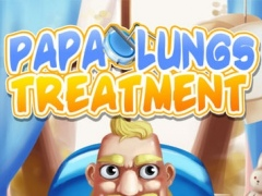 Papa Lungs Treatment - Kids Surgery Game 1.0.0 Screenshot