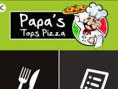 Papa's Tops Pizza London 4.3.2 Screenshot