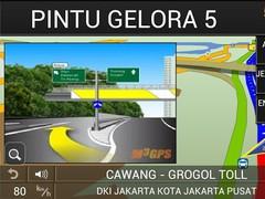 PAPAGO! GPS Navigation ID 11.007.021 Screenshot