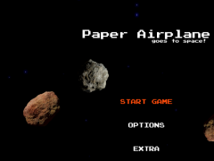 Paper Airplane goes to space 1.1 Screenshot