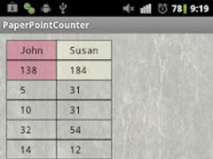 Paper Points Counter 1.10 Screenshot