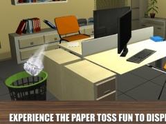 Paper Throw 3D 1.0 Screenshot