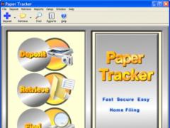 Paper Tracker 3.0 Screenshot