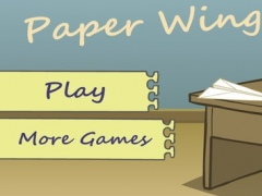 Paper Wings Plane Games 1.5 Screenshot