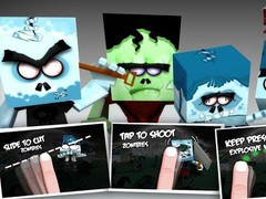 Paper Zombie 2.5 Screenshot