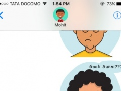 Pappu Stickers 1.0 Screenshot