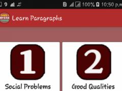 Paragraph Learn 1.0 Screenshot