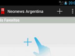 Neonews Paraguay  Screenshot