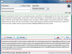 Paranoia Text Encryption for PC 14R Free Download