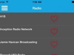 Paranormal Talk Radio With Trending News 1.0 Screenshot