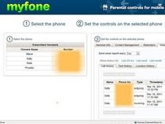 Parental Control for Mobile 2.74 Screenshot