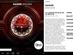 Paris Opera 2013/2014 season 1.0.1 Screenshot