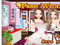 Paris Wedding - Wedding Games 2.1 Screenshot