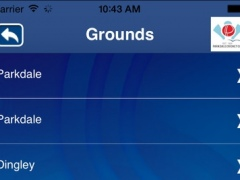 Parkdale Cricket Club 1.9 Screenshot