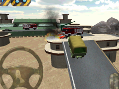 Parking 3D - Army parking war 1.0 Screenshot