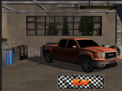 Parking Truck and Car Games 1.2 Screenshot